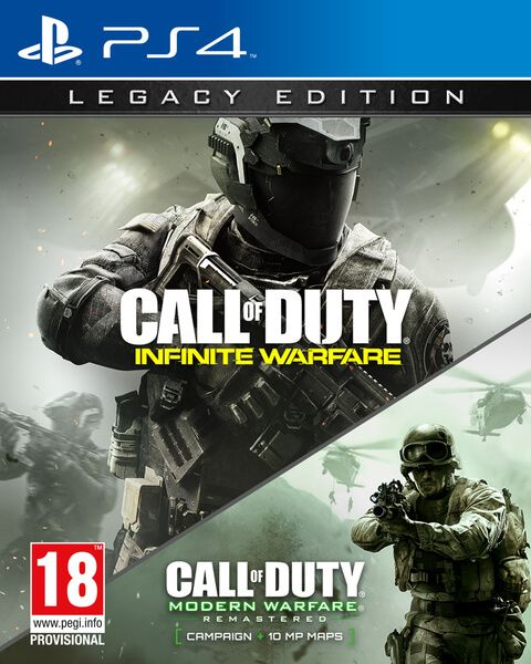 Call of Duty Legacy Edition - Infinite Warfare + Modern Warfare Remastered