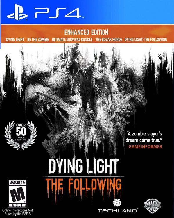 Dying Light: The Following \226 Enhanced Edition