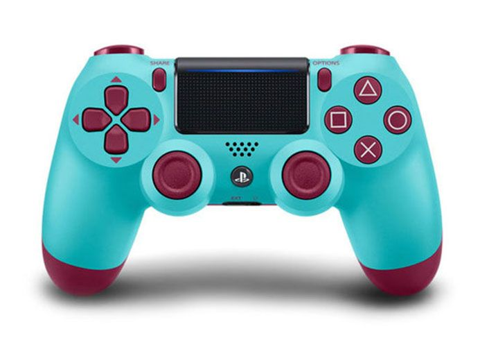 SONY PlayStation DualShock4 v2 Berry Blue