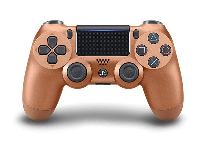 SONY PlayStation DualShock4 v2 Copper