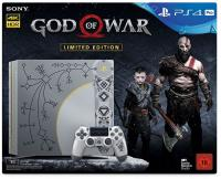 SONY PlayStation 4 PRO God of War Limited Edition + igra